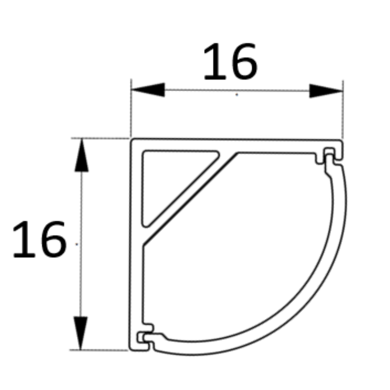 LCR1616 Profile